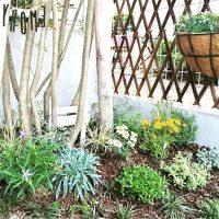 庭の目隠しフェンスを簡単DIY!安く手軽に取り付けられるアイデアをご紹介!