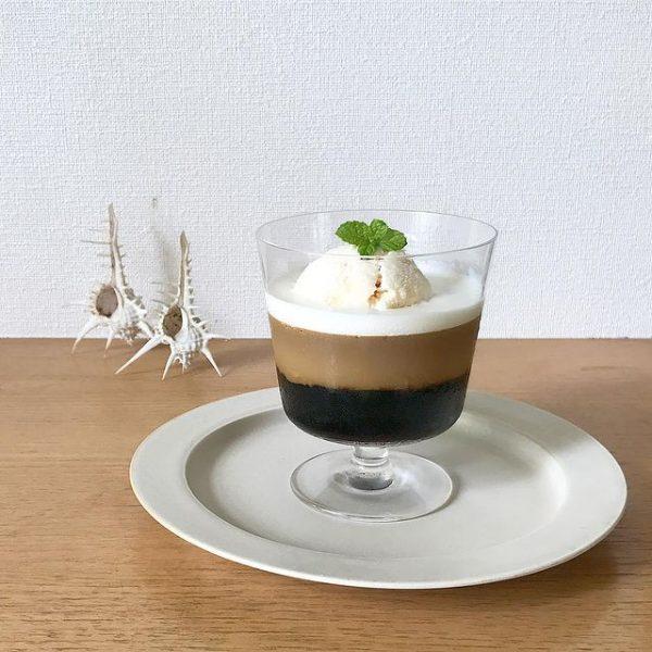 コーヒーゼリーはおすすめの冷たいデザート