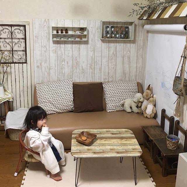 アパートでの赤ちゃんのお部屋作り5
