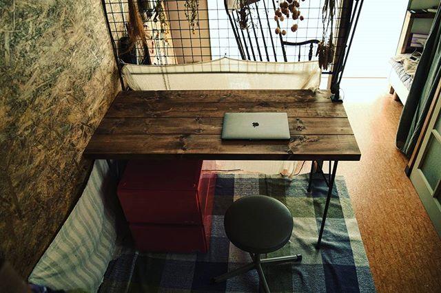 ワンルームも独立空間になる3畳の書斎