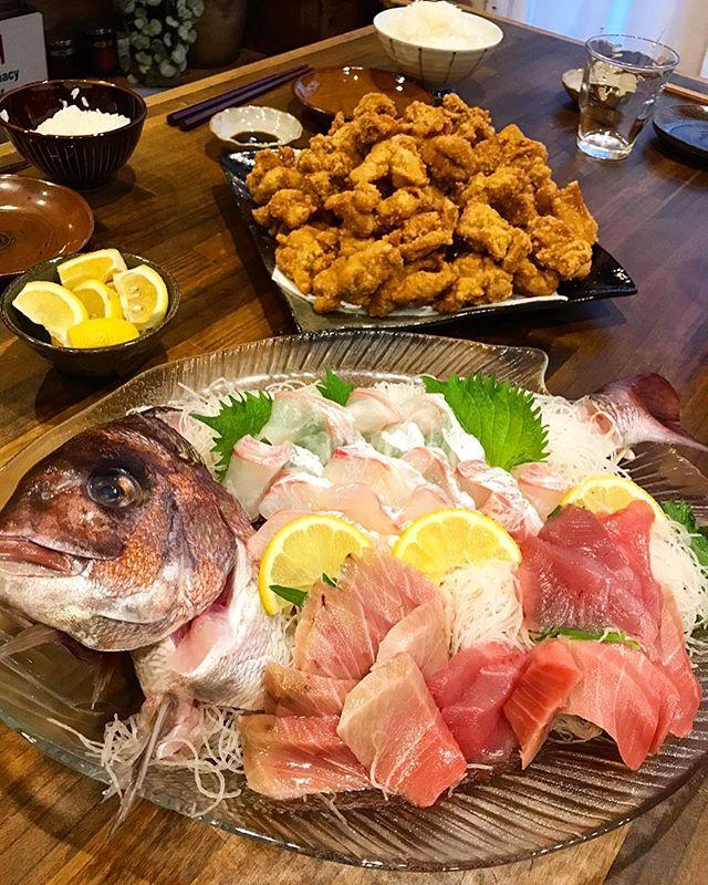 和食料理の基本!左正面に盛り付ける