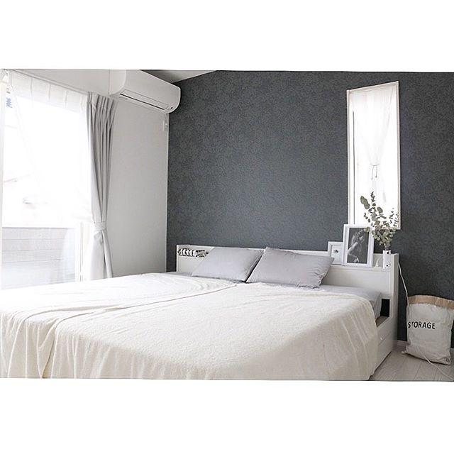 ベッドの色の選び方12