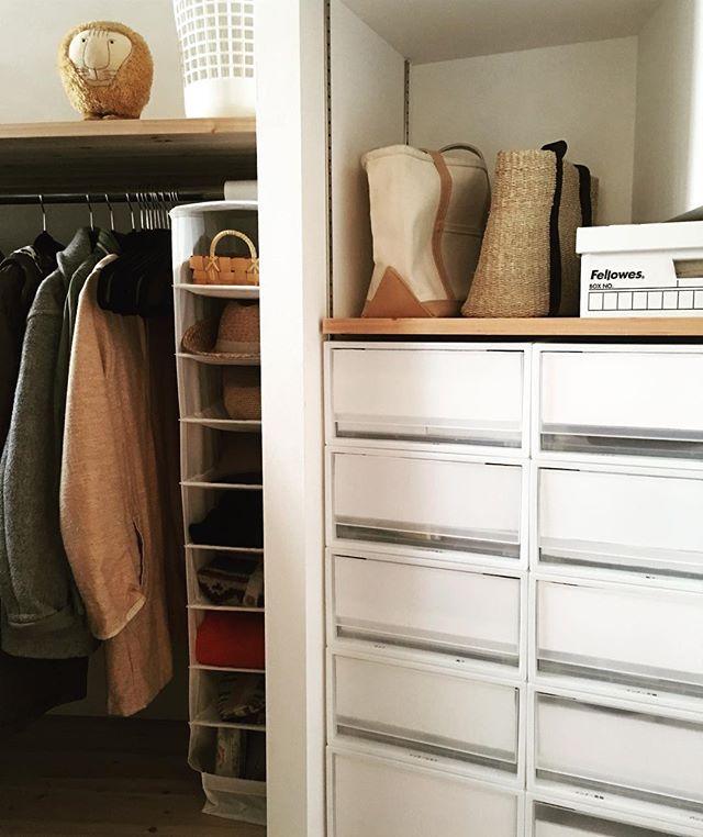 IKEAのクローゼット収納グッズ6