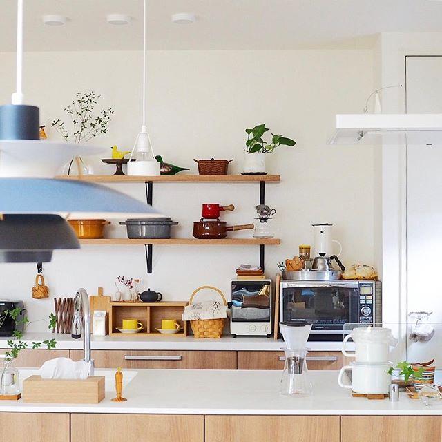 素敵なキッチンインテリア7