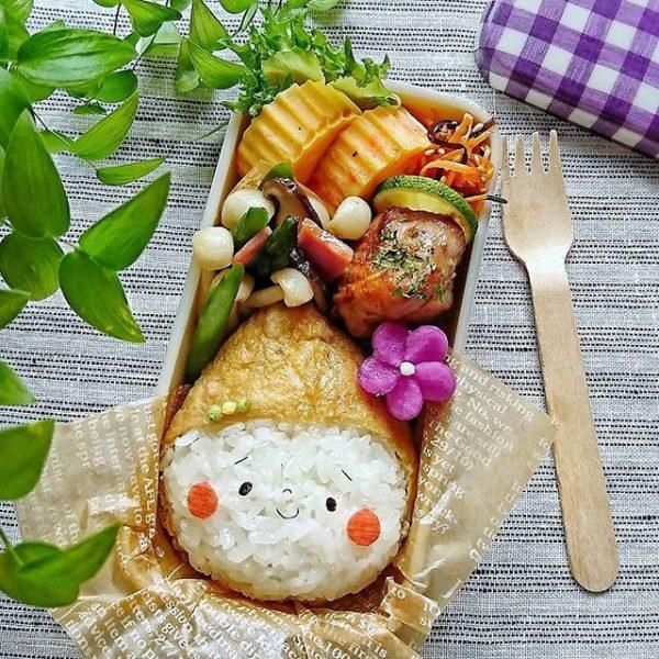 子供が喜ぶ!美味しいいなり寿司の顔にぎり