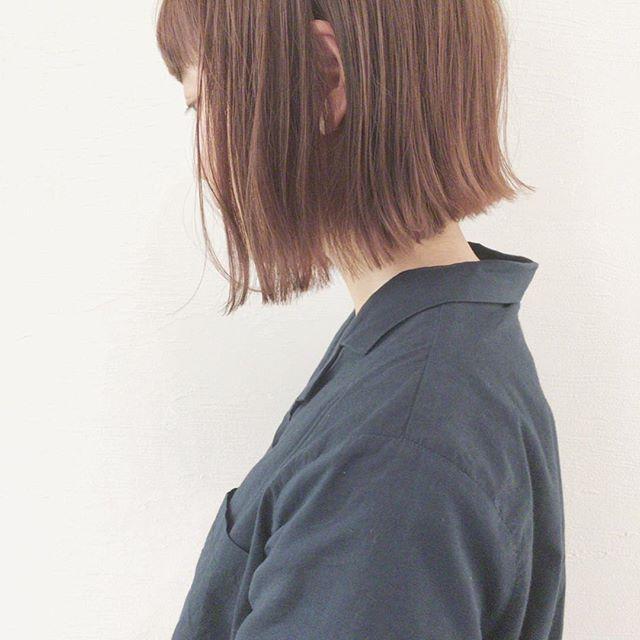イエベさんに似合う髪色4
