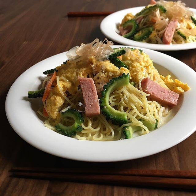 焼きそば麺の簡単アレンジレシピ7