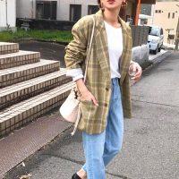 30代女性の《ユニクロ》春コーデ!おすすめのアイテムと着こなし方をご紹介