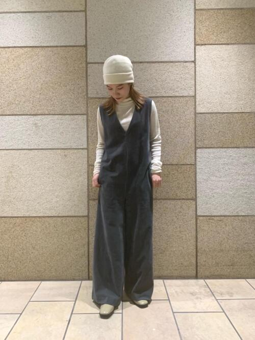 [BEAUTY&YOUTH UNITED ARROWS] BY ニットスムースビーニー