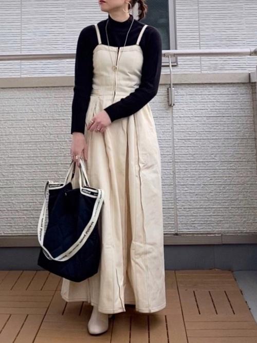 [URBAN RESEARCH Sonny Label] フィットフレアジャンパースカート