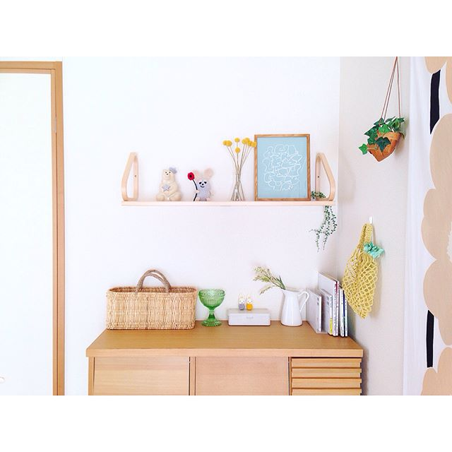 アパートでの赤ちゃんのお部屋作り
