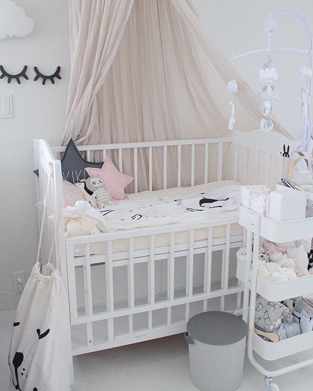 アパートでの赤ちゃんのお部屋作り 収納3