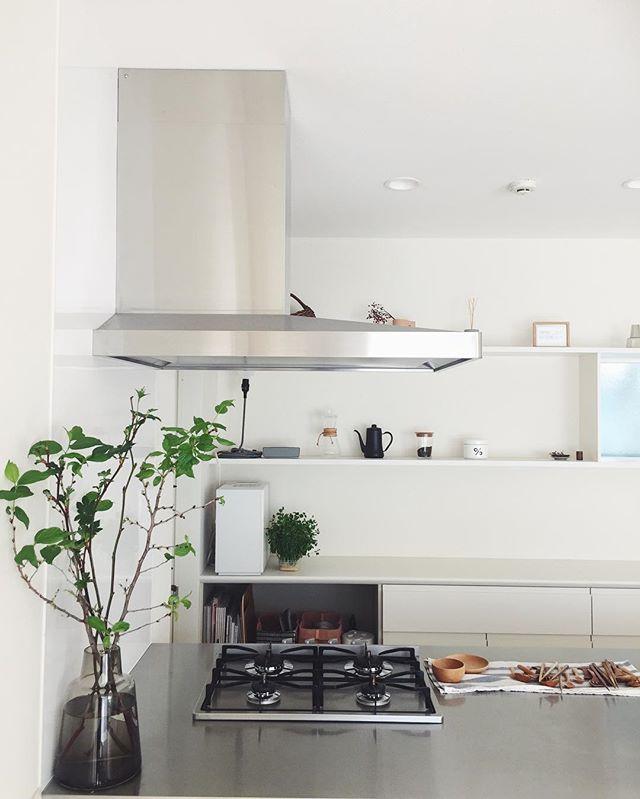 素敵なキッチンインテリア8