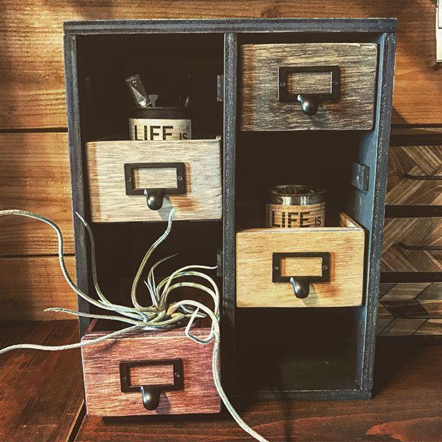 DIYメイクボックス2
