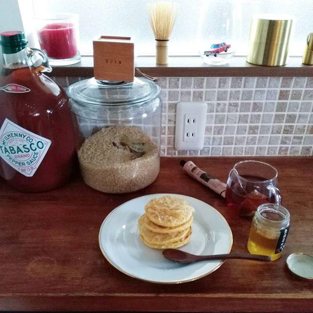 朝ごはんに♪キャロットパンケーキレシピ
