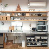 雰囲気のあるキッチン実例!真似したいおしゃれなキッチンコーディネート特集