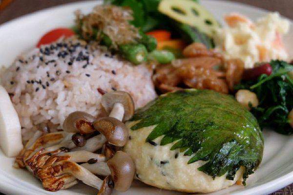 効果的なダイエットメニュー☆豆腐ハンバーグ