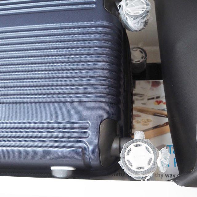 キャリーバッグの収納方法5