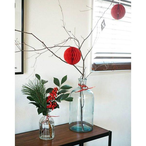 季節の花や草木を使ったおしゃれDIY飾り