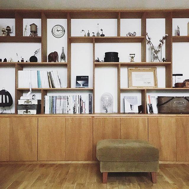 素敵な飾り棚のディスプレイ5