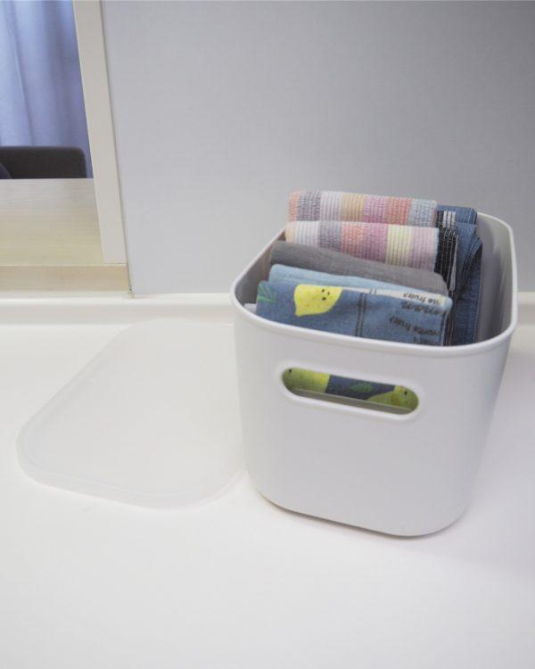 布のおすすめ収納アイデア2