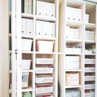 食品ストックを見やすく管理♪暮らし上手さんの《パントリー》整理収納術。