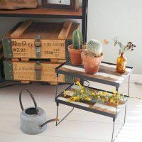 すのこテーブルのDIYアイデア実例!初心者さんでもおしゃれに作れるのが魅力的