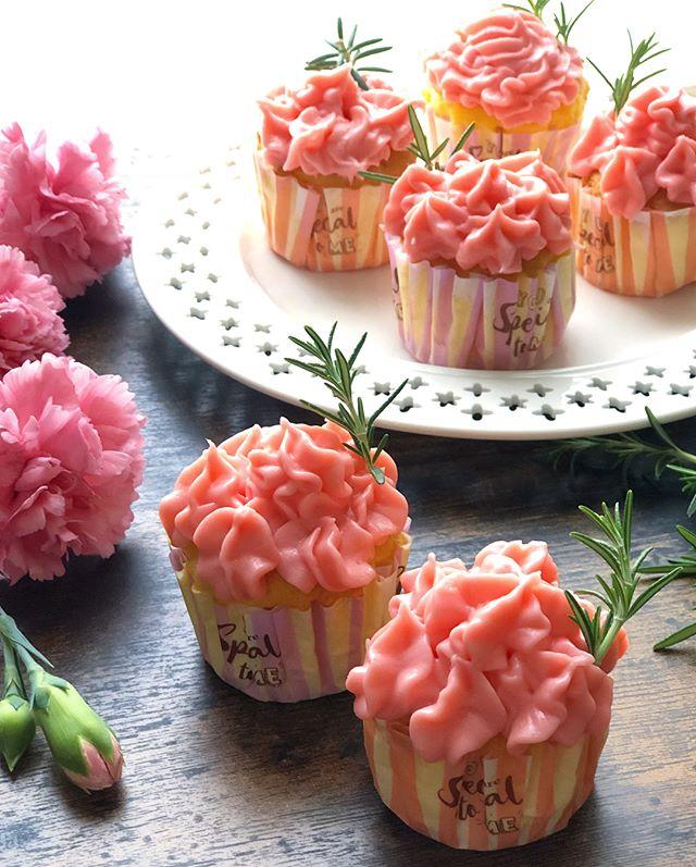 おしゃれデザート!デコカップケーキ