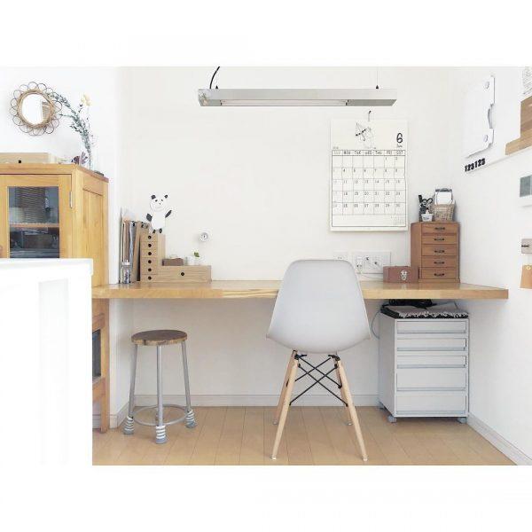 キッチン横にある自分だけのスペース