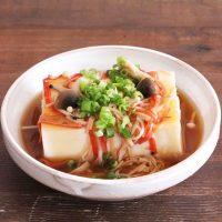 朝ごはんを美味しくヘルシーに♪忙しい朝は豆腐を使った簡単&人気のレシピが最適。