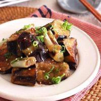 さっぱり食べられる、なすの人気レシピ。主菜〜おつまみまで簡単な絶品料理をご紹介