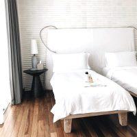 ベッドを複数並べたい!ホテルライクなインテリアで落ち着きのある空間