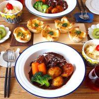 じゃがいも・人参・玉ねぎを使った人気レシピ。主菜〜汁物まで簡単絶品メニュー!