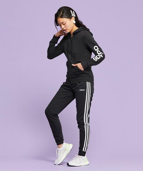 [adidas] エッセンシャルズ 3ストライプス パンツ [ESSENTIALS 3-STRIPES PANTS] アディダス