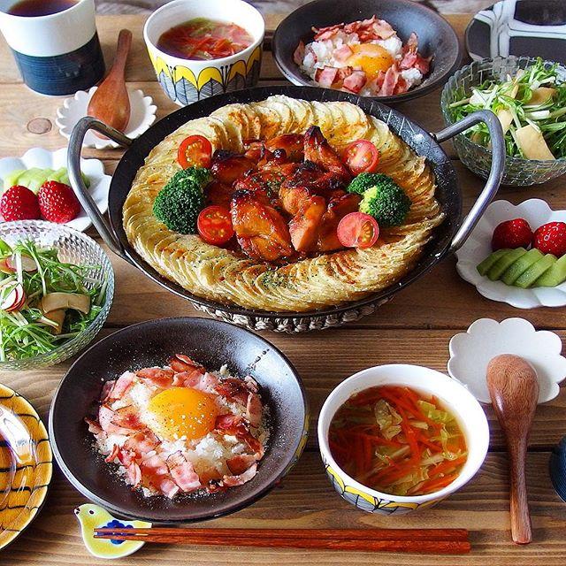 簡単なマグカップご飯朝食レシピ7