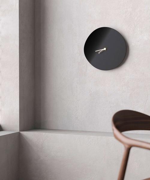 [BEYOND COOL] 「Beyond Object/ ビヨンドオブジェクト」壁掛け時計 ウォールクロック Curvo/クルボ