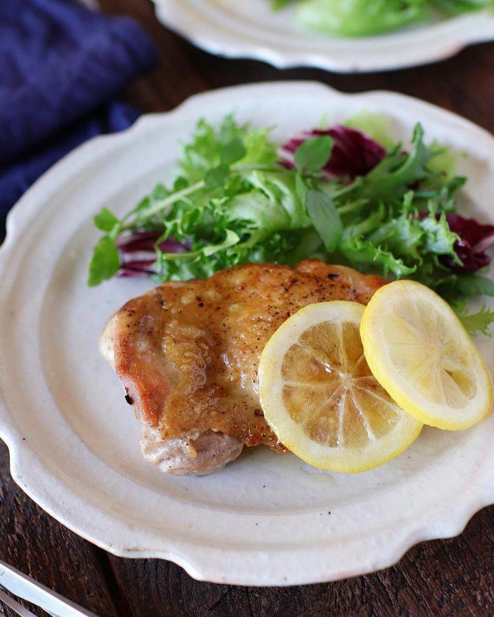 美味しい洋風鶏肉料理の定番♡チキンソテー