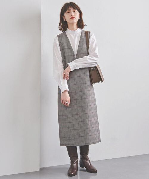 UWSC W/P ジャンパースカート