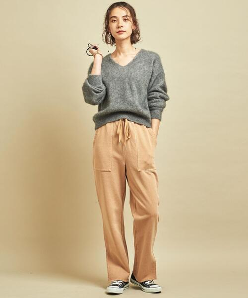 [BEAUTY&YOUTH UNITED ARROWS] 【WEB限定】by ※∴ピグメントスウェットイージーパンツ