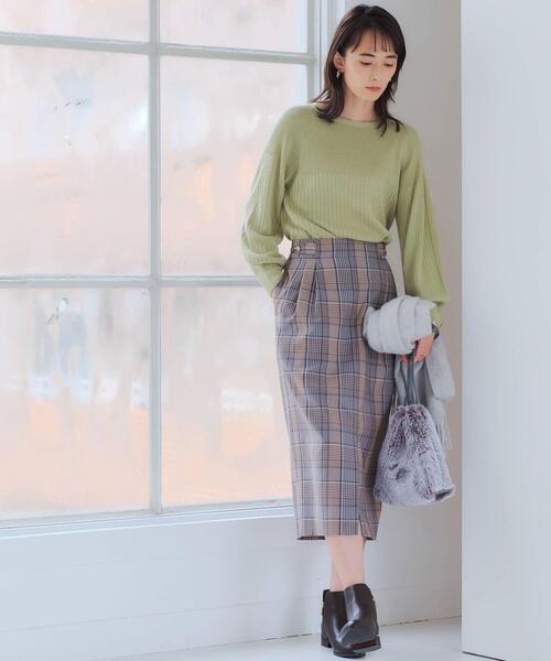 [green label relaxing] [22.5cm~25.5cm]◆CFC ラウンド ショートブーツ(3.0cmヒール)