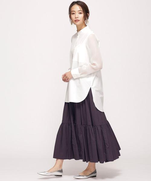 [nano・universe] R JUBILEE/Gathered Skirt