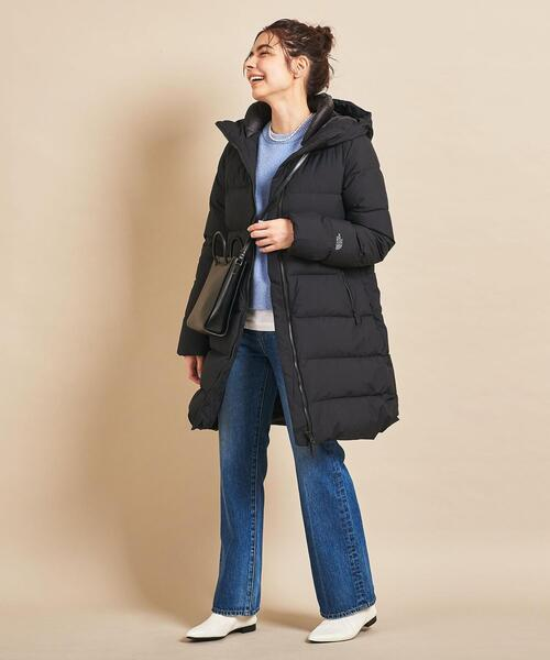 [BEAUTY&YOUTH UNITED ARROWS] <THE NORTH FACE>∴ダウンシェルコート