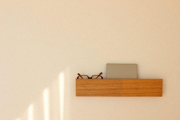 無印 壁に付けられる家具・長押2