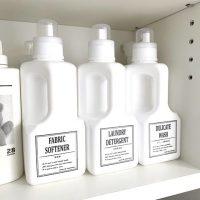 《100均》しっかり片付く洗面台下の収納術。整理整頓のコツやアイデアをご紹介