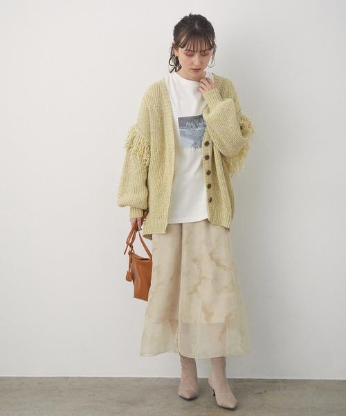 マーブルシアーナロースカート