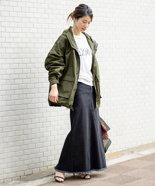 [IENA] 【VOTE MAKE NEW CLOTHES/ヴォートメイク】別注マウンテンパーカ◆