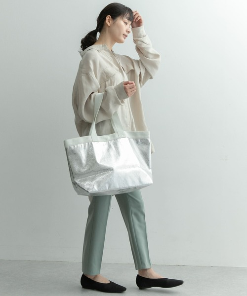[URBAN RESEARCH] MAIRE ビッググリッタートートバッグ
