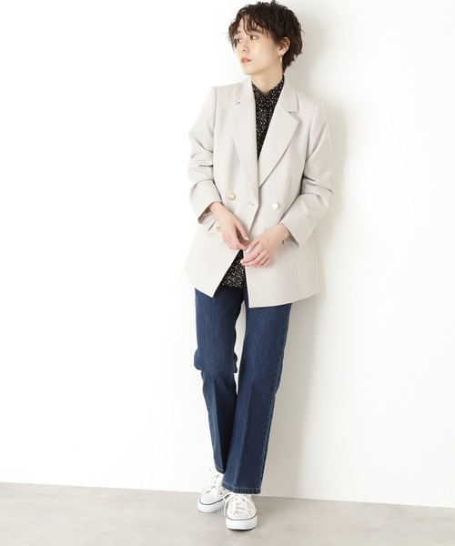 [N.(N. Natural Beauty Basic)] ◆ナチュラルフレアデニム11