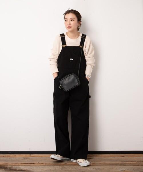 【WEB限定】Lee/リー  別注オーバーオール