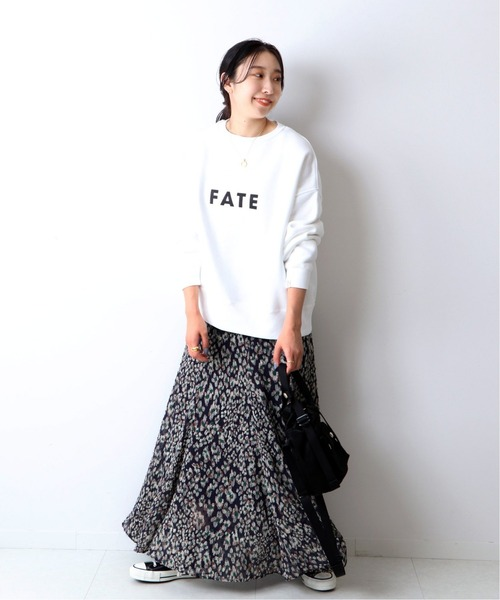 [JOURNAL STANDARD] POET MEETS DUBWISE FATE SWEAT:別注スウェット◆